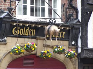 The Golden Fleece, York