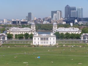 Barrios y zonas de Londres: National Maritime Museum, Greenwich