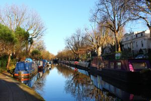 Little Venice Canal - Beatriz Ramirez ©