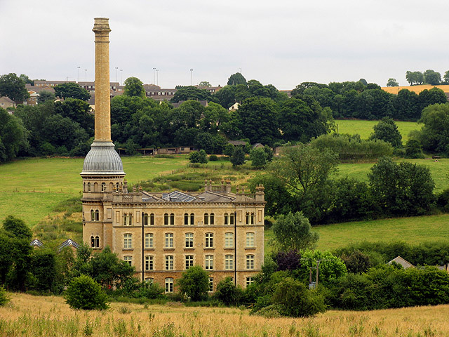 Bliss Mill in Chipping Norton - Copyright Pam Brophy, Creative Commons Licence