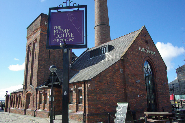 Visitar Liverpool - Pump House