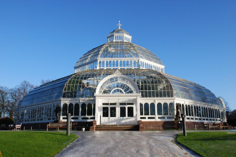 Visitar Liverpool - Sefton Park Palm House